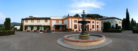 Hotel Villa Olmi