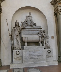 Basilica di Santa Croce - Dante Alighieri