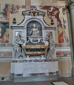 Basilica di Santa Croce - Galileusz