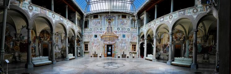 Villa della Petraia