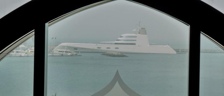 Hotel Emirates Palace (marina)