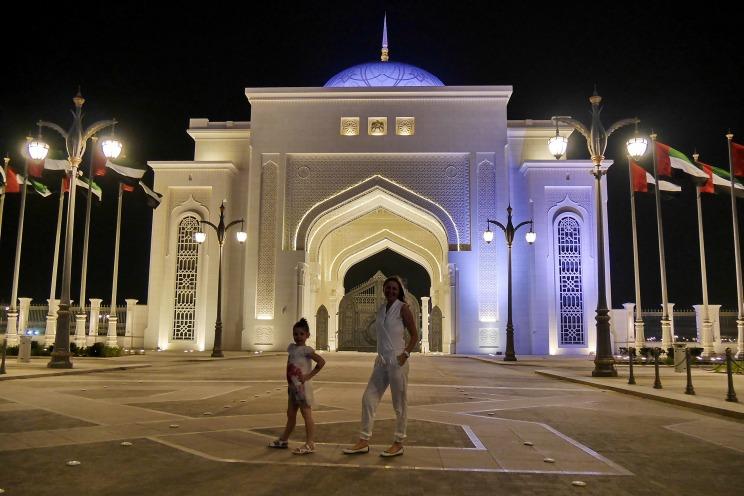 Brama Pałacu Prezydenckiego